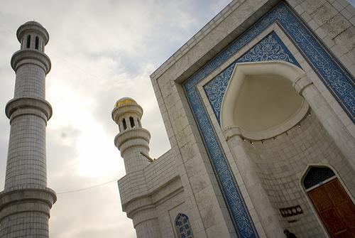 Moskeija, Almaty - Kazakstan