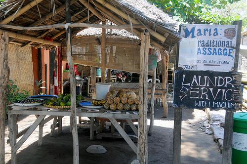 Gili Trawangan, Lombok, Indonesia.