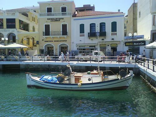 Agios Nikolaos, kuva: Martin Sillaots. Flickr.com.
