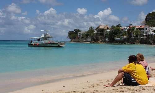 Barbados on oivallinen rantalomakohde. Kuva: Loimere. Flickr.com.