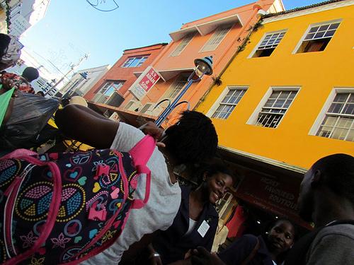 Bridgetwon, Barbados.