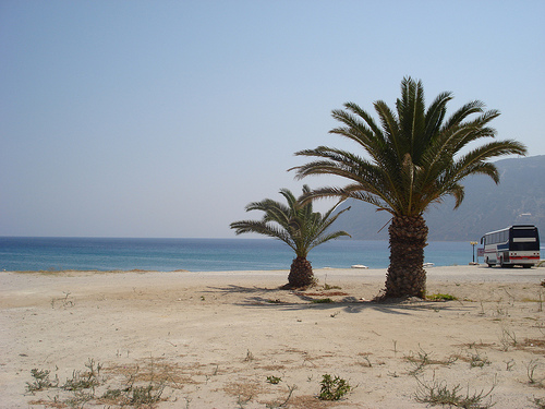 Kefalos Beach, Kos, Kreikka.
