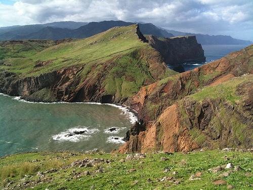 Madeira. Maisemakuva.