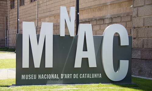 MNAC, Barcelona.
