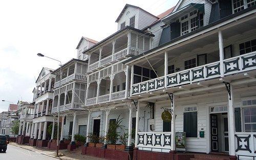 Paramaribo, Suriname.