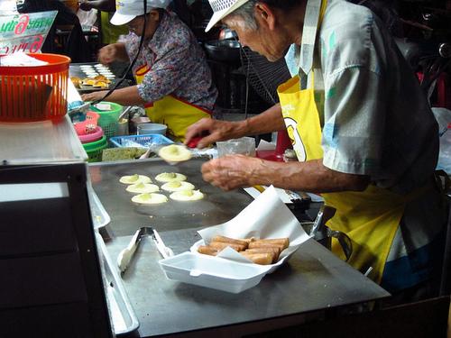 Krabi, yömarkkinat