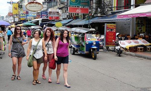 bangkok-ostoskatu