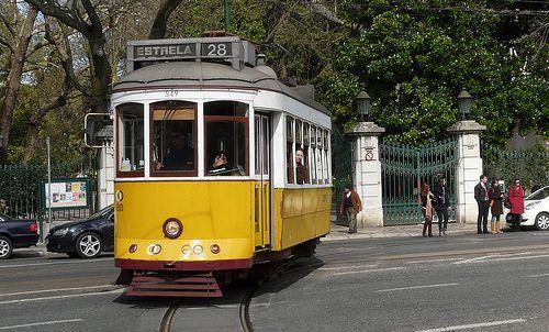 Lissabon, raitiovaunu 28
