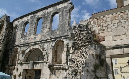 Split, Diocletianuksen palatsi