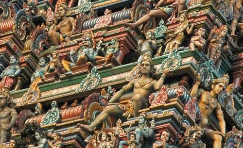 Kapaleeswarar Gopuram