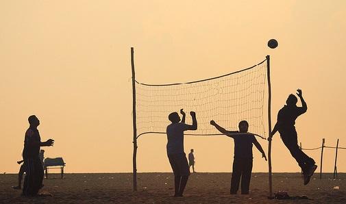 Chennai, beach