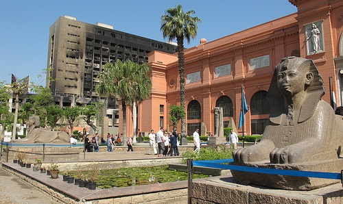 Egyptiläinen museo