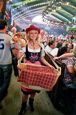 Oktoberfest, München.
