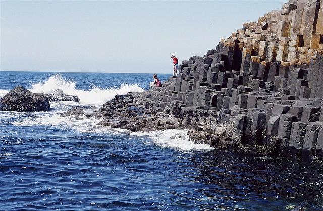 Giant's Causeway, Irlanti