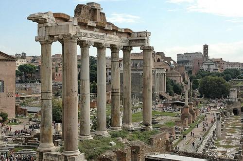 Forum Romanum, Rooma