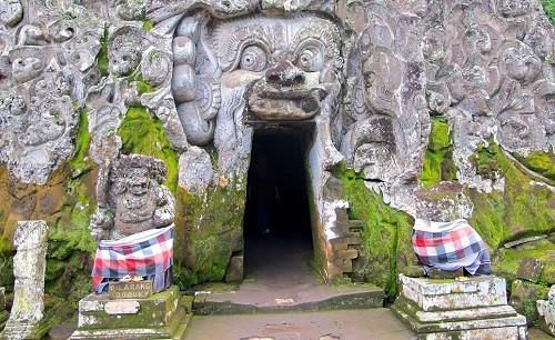 Ubud, Elephant's cave