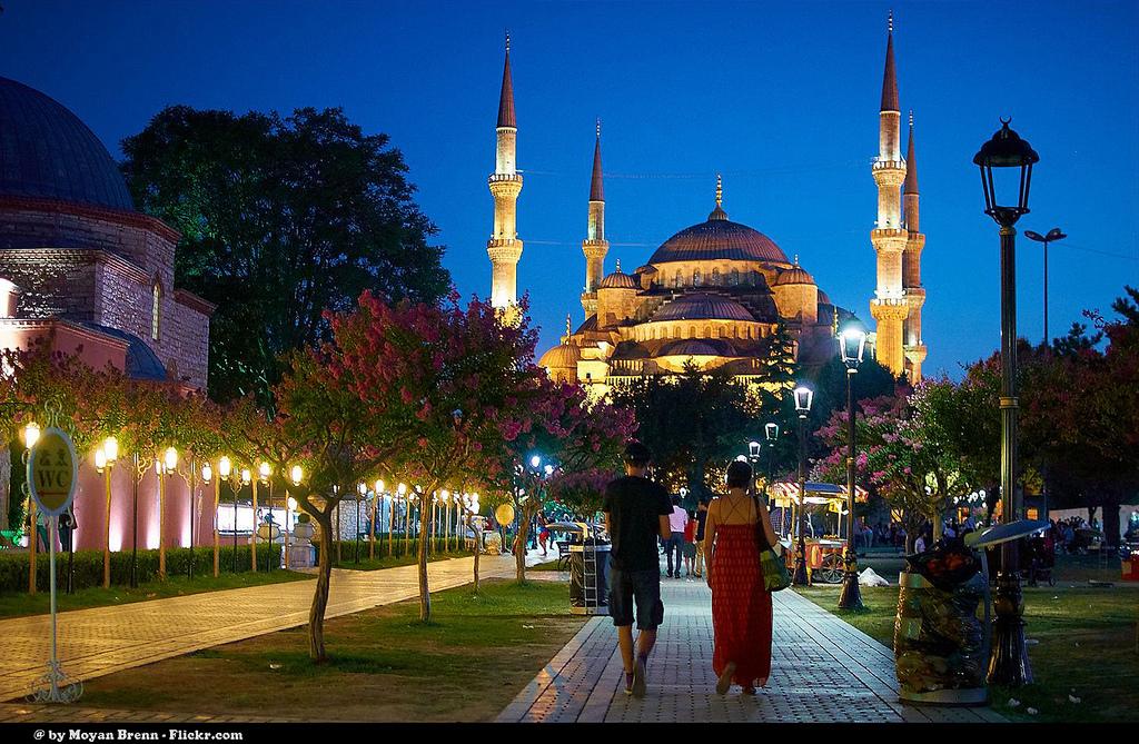 Istanbul illalla. Kuva: Moyen Brenn, Flickr.com