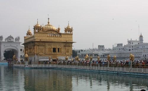 Kultainen temppeli, Amritsar