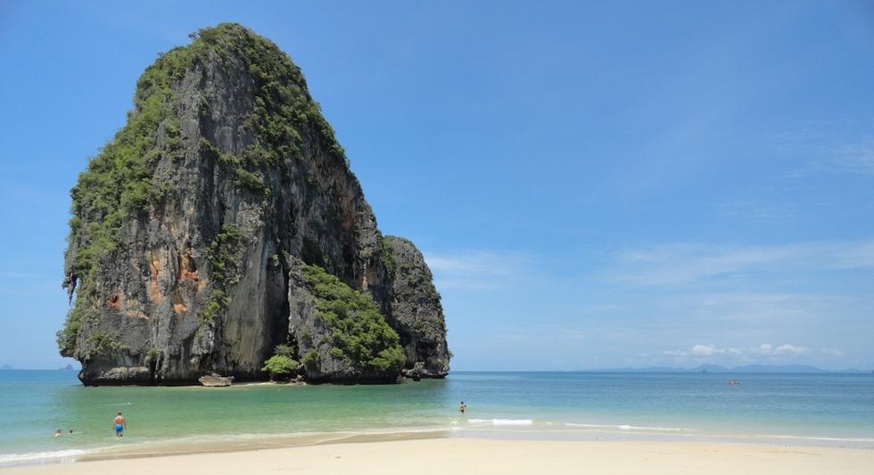 Krabi, Thaimaa. Kuva: Fabio Achilli, Flickr.com