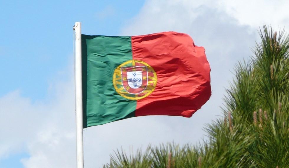 Portugalin lippu. Kuva: Sanfamedia.com, Flickr.com