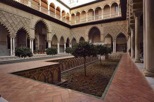 Sevilla, Alcazar, kuva: Carlos Jimenez Ruiz