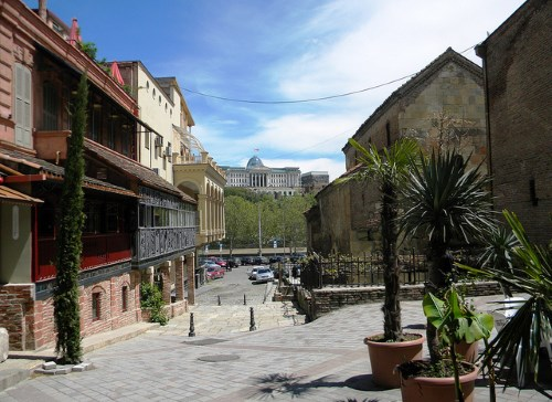 Tbilisi, Vanha kaupunki