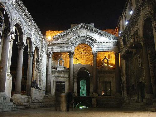 Diocletianuksen palatsi