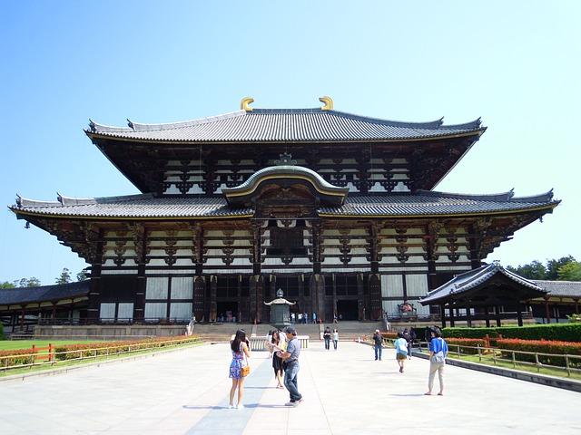 Todaiji, Nara, Japani