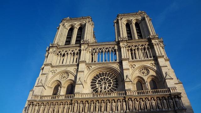 Notre Dame, Pariisi