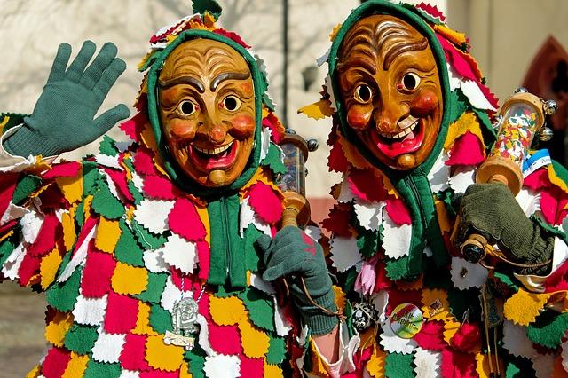 Freiburg im Breisgau, karnevaalikulkue